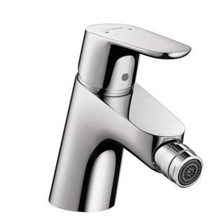 Hansgrohe Focus E Single Hole Faucet Chrome Bidet