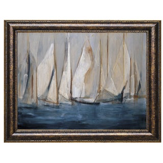 Mar'a Antonia Torres 'On The Winds' Framed Art Print