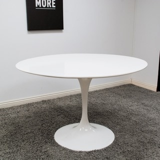 Lily 47 Inch Fiberglass Table