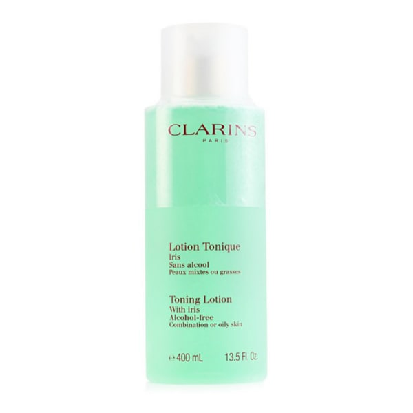 Clarins 13.5-ounce Toning Lotion with Iris