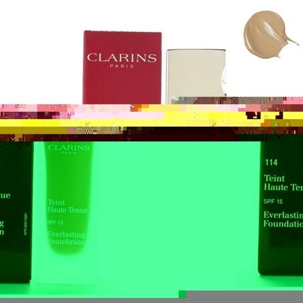 Clarins Everlasting SPF 15 114 Cappuccino Foundation