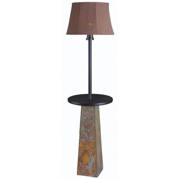 Lustrous Outdoor Floor Lamp