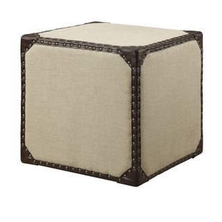 Humphrey Storage Cube End Table