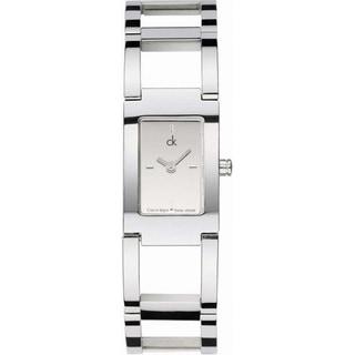 Calvin Klein Women's K0421160 'Dress' Stainless Steel Watch