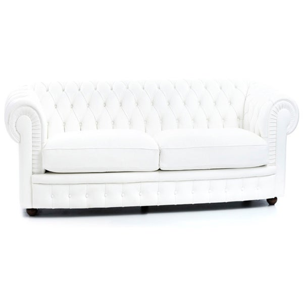 Will Leather Loveseat