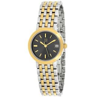 ESQ Women's 07100768 Telos Round Two-tone Bracelet Watch