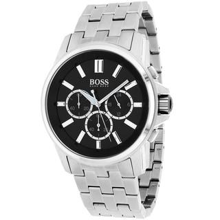 Hugo Boss Men's 1513046 Classic Round Silvertone Bracelet Watch