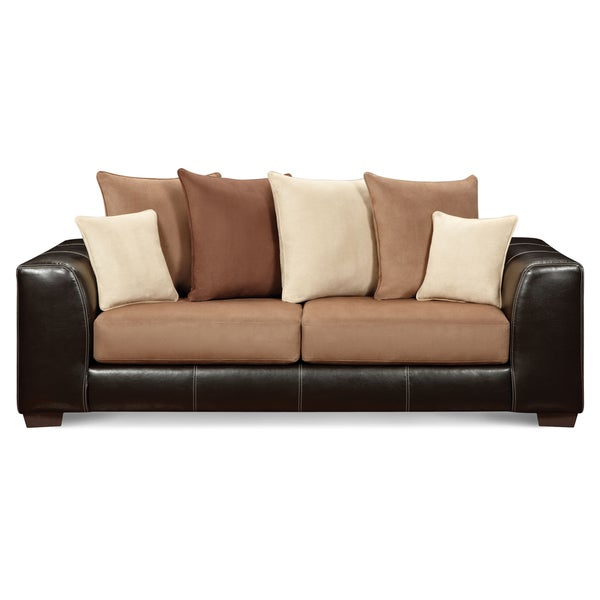 sofa 17133594 overstock shopping great deals on sofas