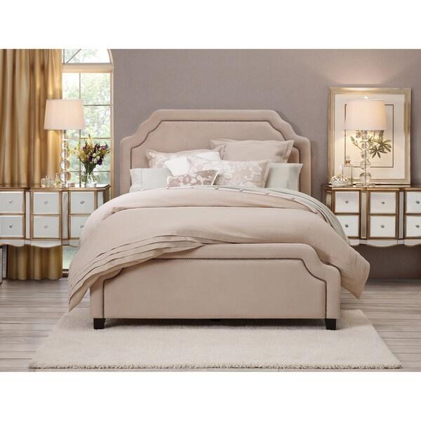 Art Van Carlyle Queen Buckwheat Bed Overstock™ Shopping