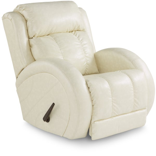 Art Van Ivory Rocker Recliner
