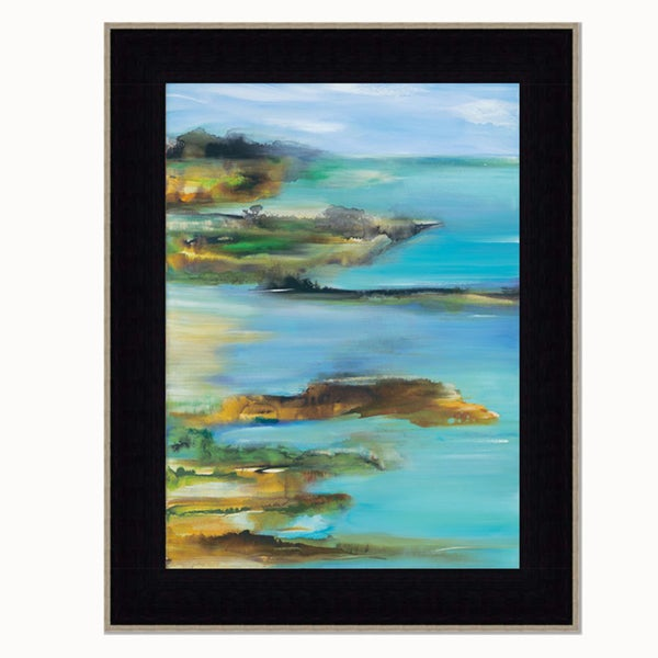 Deborah Brenner-Far And Away 28 x 40 Framed Art Print