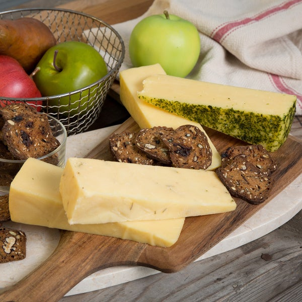 Beehive Cheese Promontory Cheese 5-piece Sampler