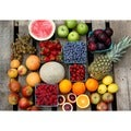 Rustic Roots Delivery Fresh Fruit Basket