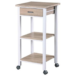 Home Basics Kitchen Cart with Drawer