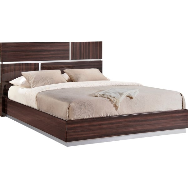 Wood Grain King Bed Overstock Shopping Great Deals On Beds