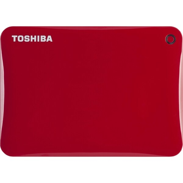 Toshiba Canvio Connect II HDTC820XR3C1 2 TB External Hard Drive