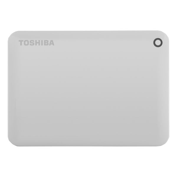 Toshiba Canvio Connect II HDTC820XW3C1 2 TB External Hard Drive