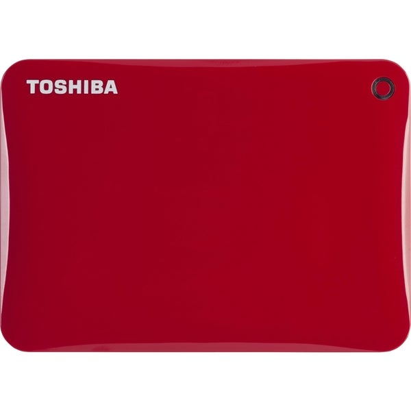 Toshiba Canvio Connect II HDTC830XR3C1 3 TB External Hard Drive