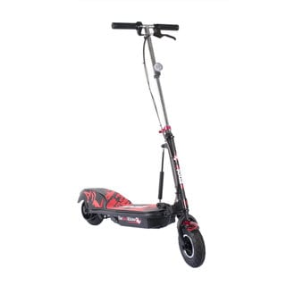 Reddie Black/ Red Folding Electric Scooter