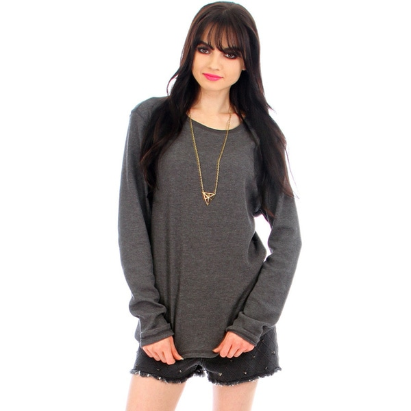 Lyss Loo Thermal Long Sleeve Top