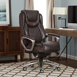 Serta Big & Tall Smart Layers Harmony Executive Office Chair