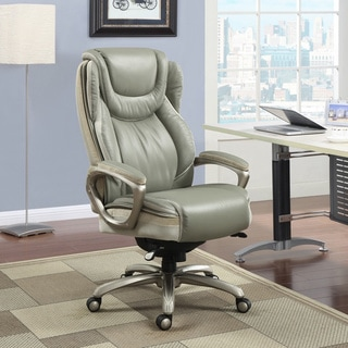 Serta Big and Tall Smart Layers Serenity Executive Office Chair