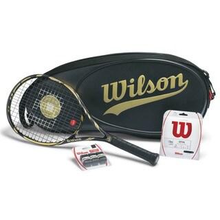 Wilson Juice 100S Tennis Racquet 100 Year Anniversary Pack
