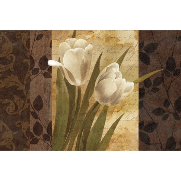 Keith Mallet-Pavane 36 x 24 Gallery Wrap Canvas