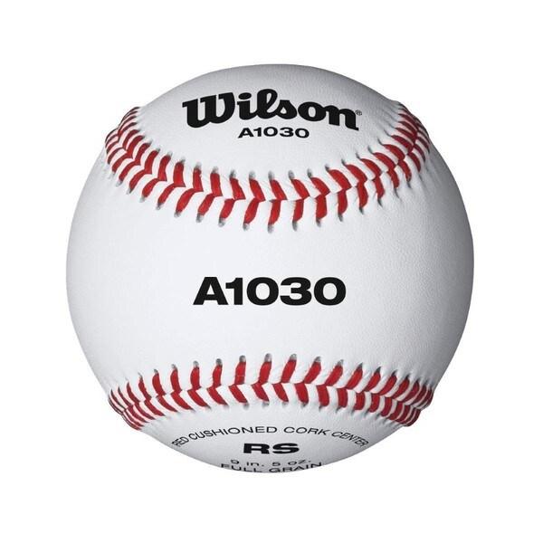 Wilson Baseball, 12 Pack