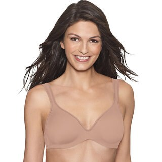 Hanes Fit Perfection Foam Underwire Bra