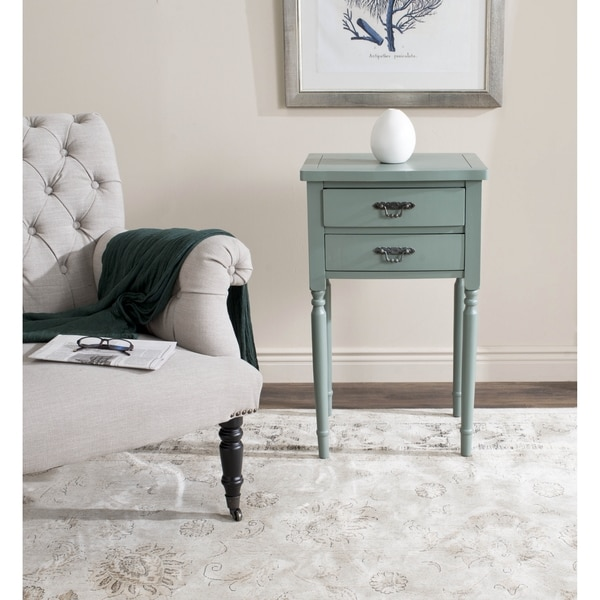 Safavieh Marilyn Medium Grey End Table