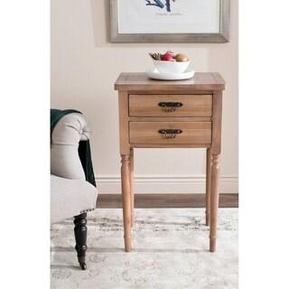 Safavieh Marilyn Honey Natural End Table
