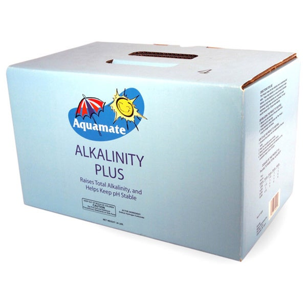 Aquamate Alkalinity Plus (20 Pounds)