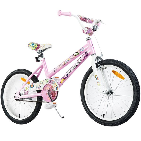 Tauki TM 20 inch Girl Bike, Kid Bike, Girl Birthday Gifts