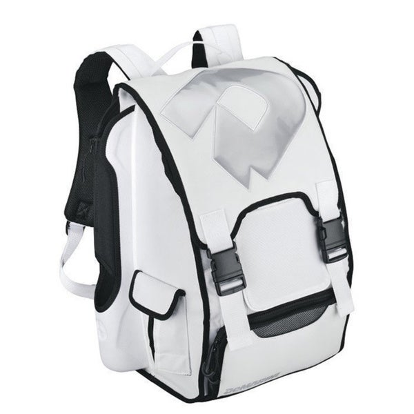 DeMarini Black Ops Backpack White