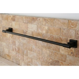 Oil Rubbed Bronze 24-inch Towel Bar