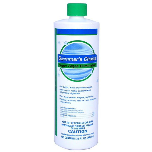 Swimmer's Choice Swimming Pool Super Algae Eliminator