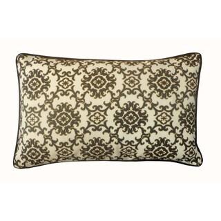 Jiti Outdoor Medallion 20-inch Long Pillow