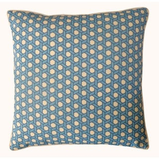 Jiti Outdoor Lanyard Blue 20-inch Square Pillow