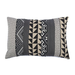 Jiti Geometric Medley 24-inch Long Pillow