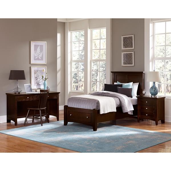 breakthrough twin size mansion storage bedroom set