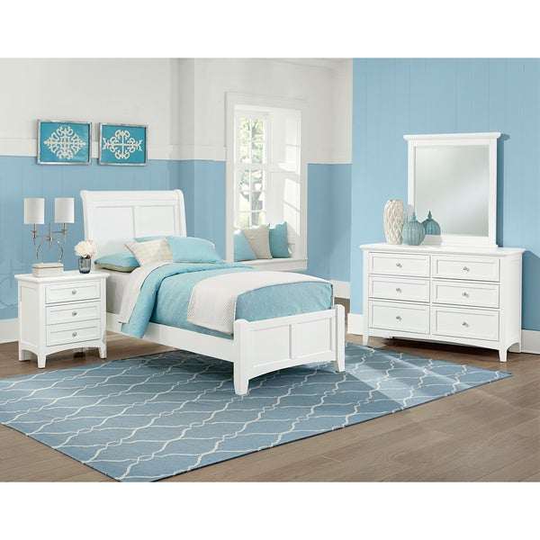 Breakthrough Full size Sleigh Bedroom Set