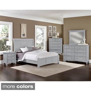 Breakthrough Queen-size Sleigh Bedroom Set