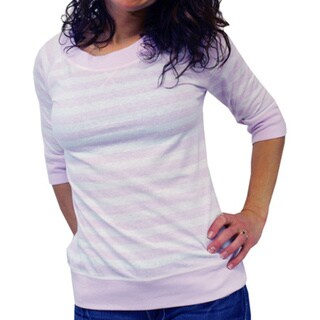 Artisans Apparel Women's Raglan Tri-Tee Shirt