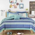 Teen Vogue Electric Beach Blue 3-piece Comforter Set