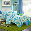 Chic Home Blossom Floral 8-piece Bed in a Bag Comforter Set with Sheet Set
