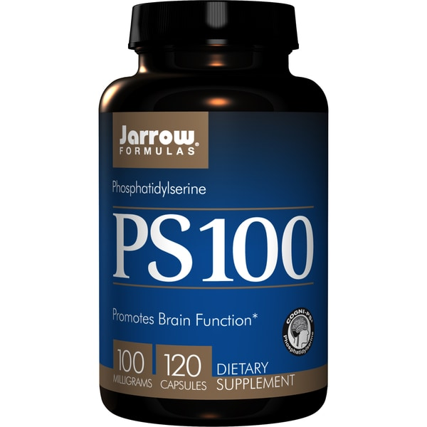 Jarrow Formulas PS100 Neural Function Capsules (120 Count)