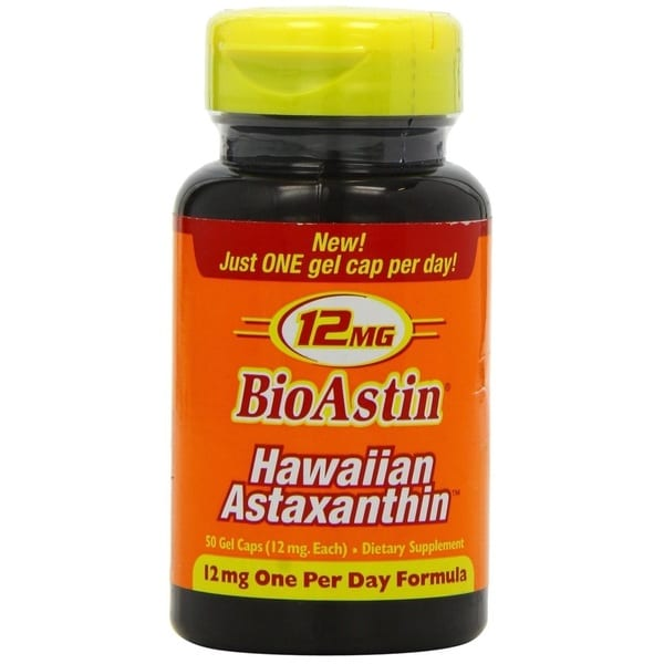 Nutrex Hawaii Bioastin Hawaiin Astaxanthin (50 Gel Caps)