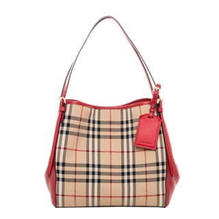 Discount Designer Clothing Shop Reviews Burberry Small Canter in