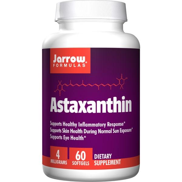 Jarrow Formulas Astaxanthin (60 Softgels)